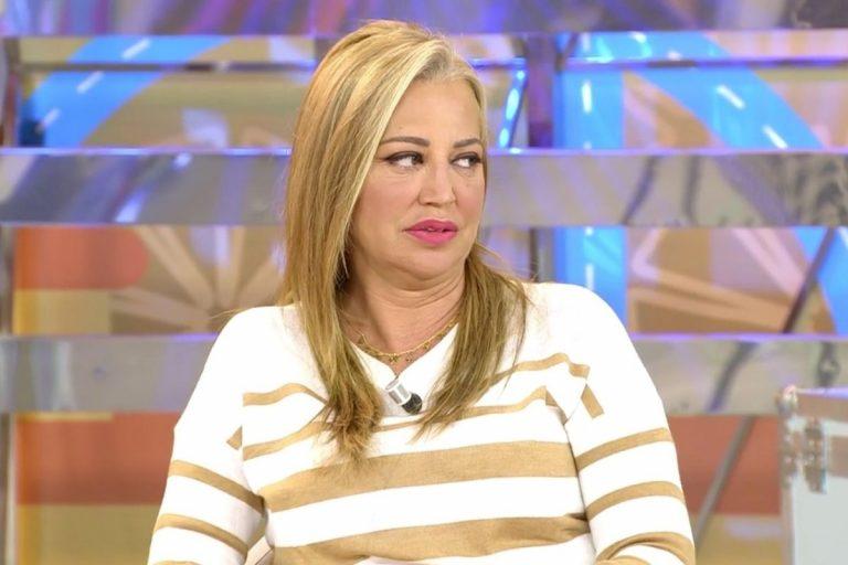 Belén Esteban, indignada, defiende a Julia Janeiro: «¡No se llama Jesulina!»