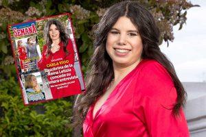 En SEMANA, la primera entrevista que concede Carla Vigo, la sobrina de la Reina Letizia