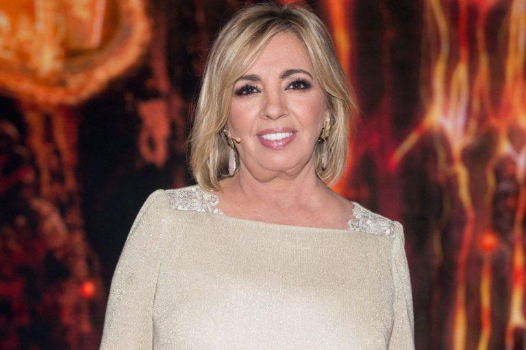 Carmen Borrego se defiende de los ataques de Rocío Flores