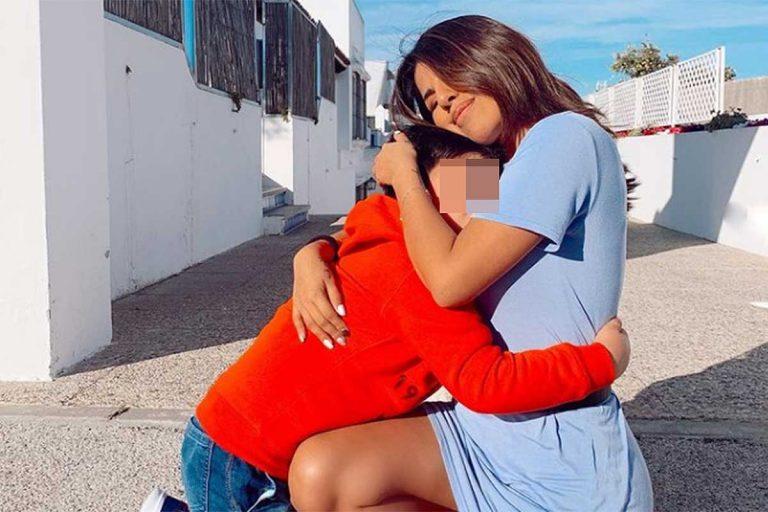Fotos del día: Chabelita Pantoja sube una foto de ella misma y muchos la confunden ¡con su hijo!