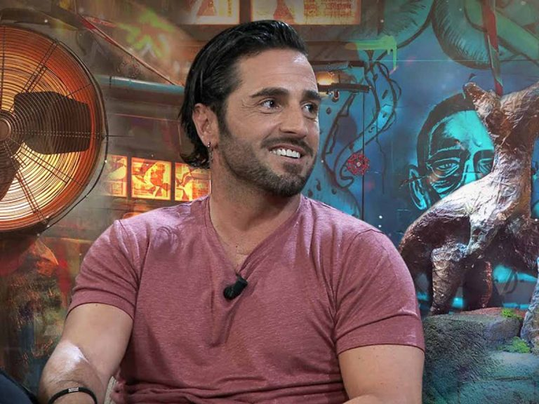 David Bustamante habla de sexo en 'La Resistencia': «Soy una persona de diario»