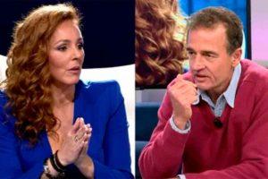 Alessandro Lequio responde a las acusaciones de Rocío Carrasco: «Nunca he sido denunciado ni condenado por maltrato»
