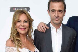 Ana Obregón sale en defensa de Alessandro Lequio: «Jamás me ha maltratado»