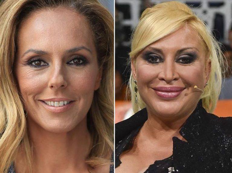 Rocío Carrasco arremete contra Raquel Mosquera: «Para mí esa persona no existe»