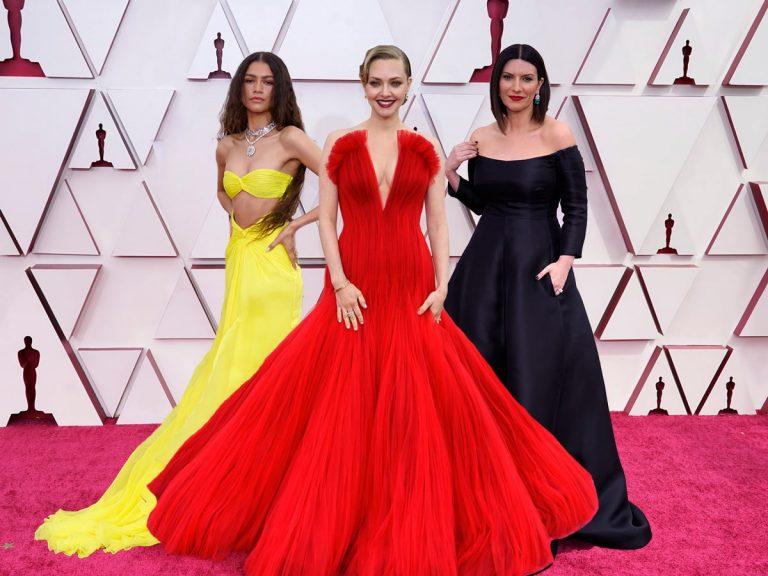 Estos son los mejores y peores looks de la 'red carpet' de los Premios Oscar 2021