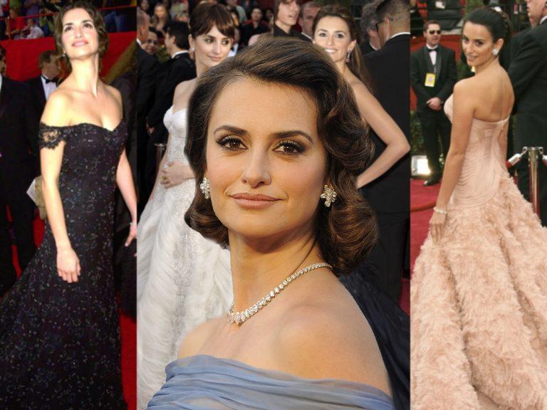 De mejor a peor: Todos los looks que Penélope Cruz ha llevado a los Oscars