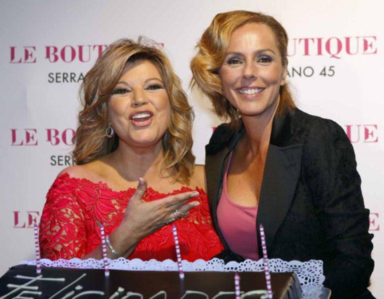 El emotivo mensaje de Terelu Campos a Rocío Carrasco en el cumpleaños más difícil de su vida