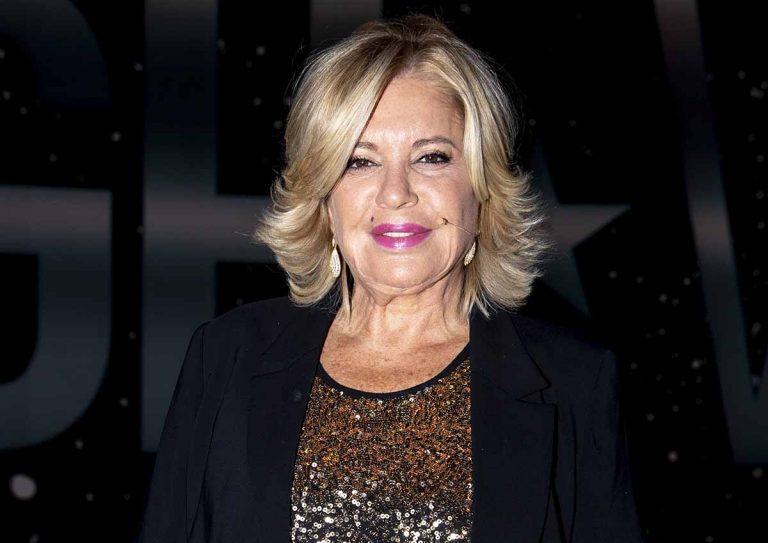 Bárbara Rey, ingresada por coronavirus en un hospital de Marbella