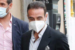 La reacción de Enrique Ponce al ser preguntado por su divorcio con Paloma Cuevas