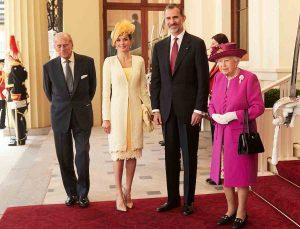 El mensaje de pésame de los Reyes Felipe VI y Letizia tras la muerte del duque de Edimburgo, el «querido tío Philip'