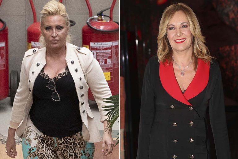 Raquel Mosquera carga contra Belen Rodríguez
