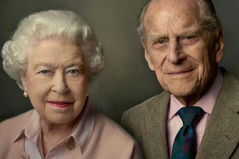 Las tiernas palabras de despedida de la reina Isabel II a su marido, Felipe de Edimburgo