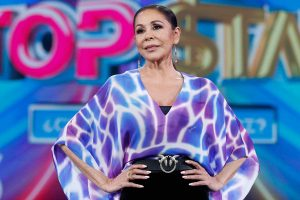 La tensa reacción de Isabel Pantoja cuando le preguntan por Kiko Rivera