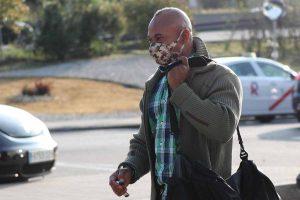 El novio de Raquel Mosquera da su último parte médico tras su brote psicótico