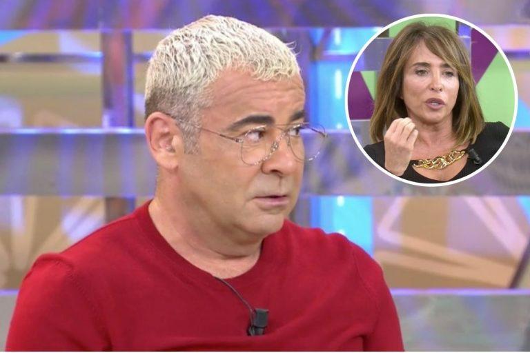 La bronca de Jorge Javier Vázquez a María Patiño por Rocío Carrasco