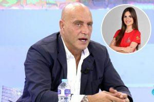 La inesperada defensa de Kiko Matamoros a Alexia Rivas (con pulla a Belén Rodríguez)