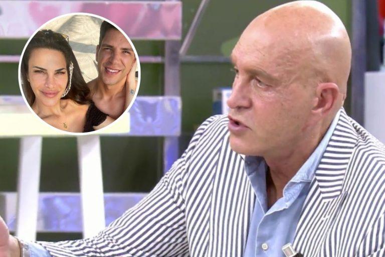 Kiko Matamoros confirma la separación de su hijo Diego y Carla Barber: «Él se ha ido a su casa»