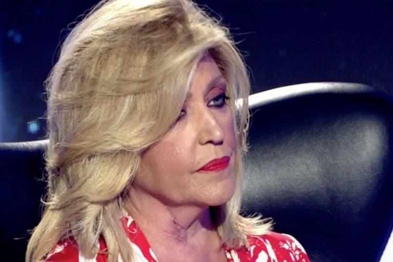 Lydia Lozano, en 'shock' al conocer que fue utilizada por Antonio David Flores: «Me siento engañada»