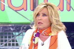 Lydia Lozano, «avergonzada» de su actitud cuando Alessandro Lequio dijo que daba «bofetones» a las mujeres