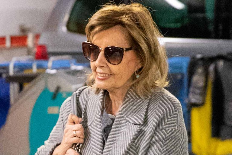 María Teresa Campos, a punto de ser vacunada contra el coronavirus: «Me asusta»