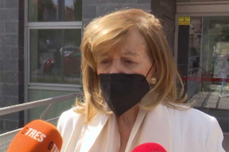 María Teresa Campos anuncia que hablará para defender a Rocío Carrasco: «He vivido todo de cerca y me altera»