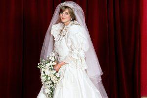 El traje de novia de Diana de Gales pone de acuerdo a Guillermo y Harry