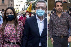 El encuentro casual entre José Ortega Cano, Gloria Camila y Fidel Albiac