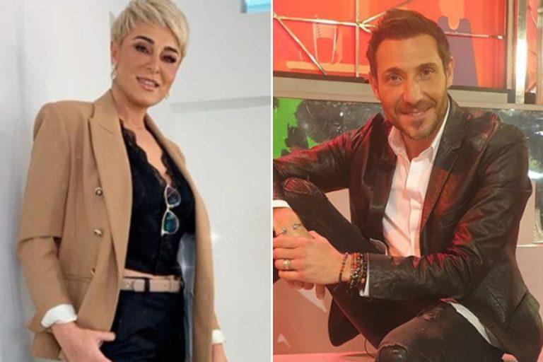 Ana María Aldón se lleva una amarga sorpresa con Antonio David Flores