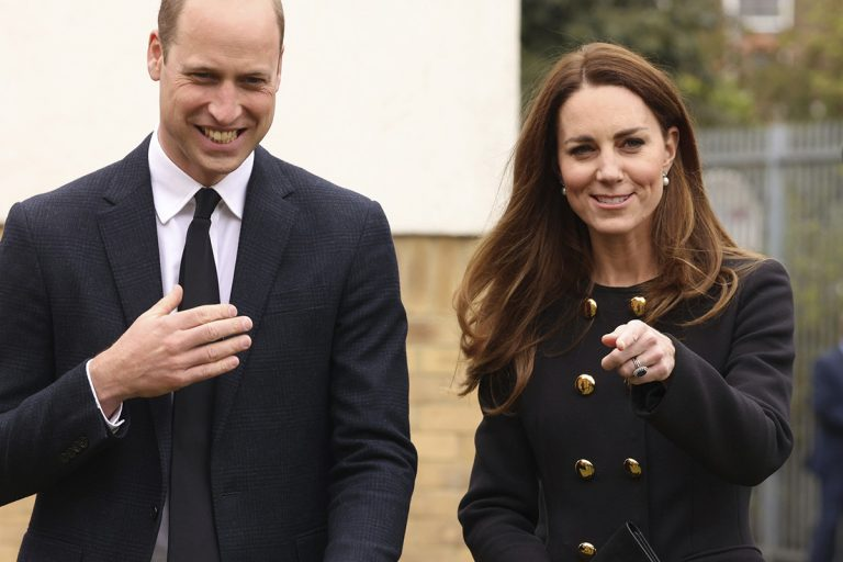 Kate Middleton da otra lección de estilo en su reaparición
