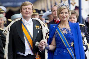 Los reyes Guillermo y Máxima de Holanda celebran sus 8 años en el trono con su popularidad en el nivel más bajo