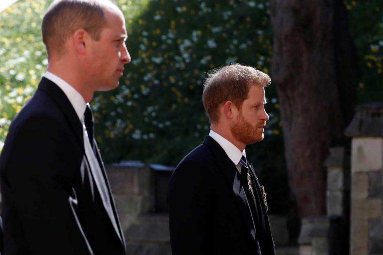 Guillermo y Harry, al fin cara a cara: así ha sido el tenso reencuentro de los hermanos enfrentados