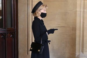 Lady Penny, la amiga especial del duque, entre los 30 elegidos del funeral