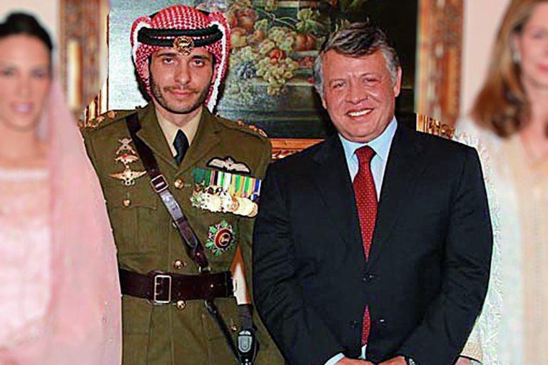 El príncipe Hamzah se rinde al rey Abdullah de Jordania tras su complot