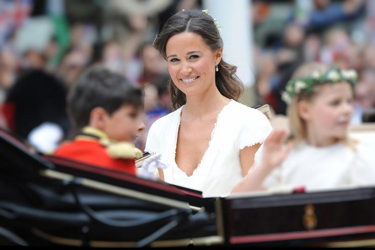 Pippa Middleton, el día en que soñamos que fuera la novia del príncipe Harry