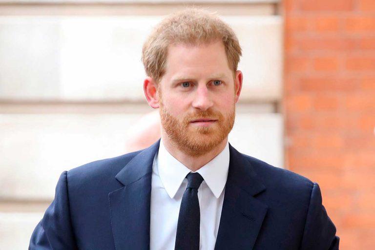 El príncipe Harry ya está en Londres: el protocolo que puede frenar su presencia en el funeral de su abuelo
