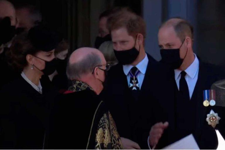 La esperada 'reconciliación' de Harry y Guillermo (con Kate como testigo)