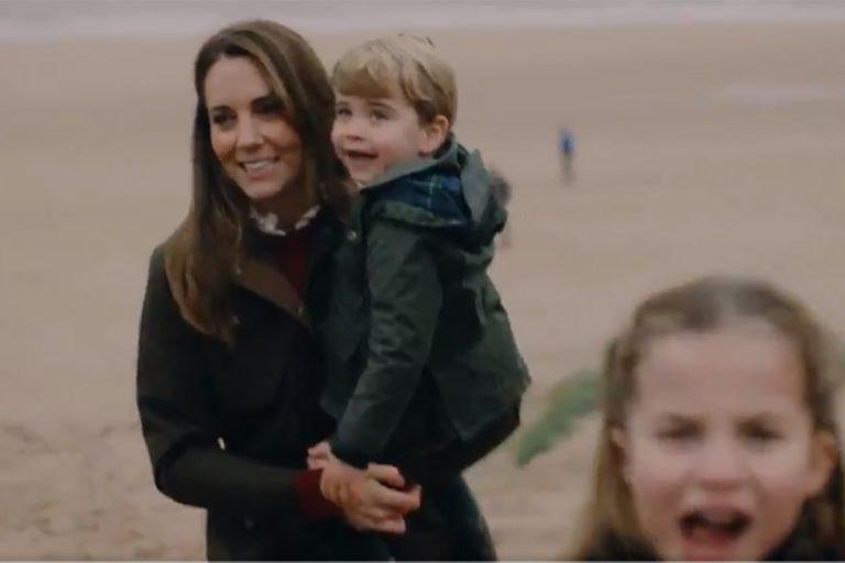 Guillermo y Kate enamoran con el vídeo familiar que copiarán el resto de 'royals'