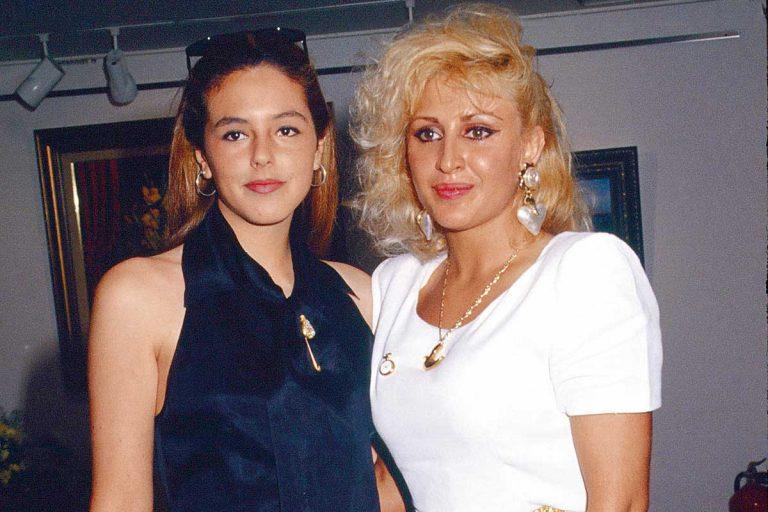 El feo que Rocío Carrasco le hizo a Raquel Mosquera el día que se conocieron