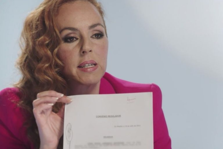 Rocío Carrasco revela las «cláusulas leoninas y diabólicas» de su divorcio con Antonio David Flores