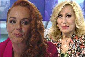 Rosa Benito confiesa por qué decidió no ir a la boda de Rocío Carrasco en el último minuto
