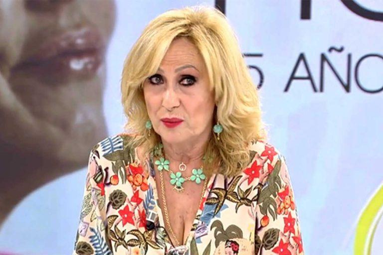 Rosa Benito carga contra Rocío Carrasco: «Pone a su madre como una cagona»