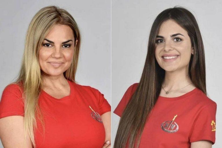 La acalorada bronca entre Sylvia Pantoja y Alexia Rivas en 'Supervivientes'