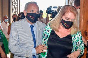 José Antonio, marido de Gloria Mohedano, muy duro con Rocío Carrasco: «No me creo sus lágrimas»