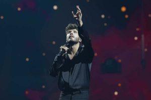 La emotiva y sublime actuación de Blas Cantó en Eurovisión 2021