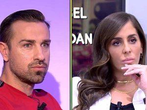 Rafa Mora y Anabel Pantoja, suspendidos de empleo y sueldo durante una semana
