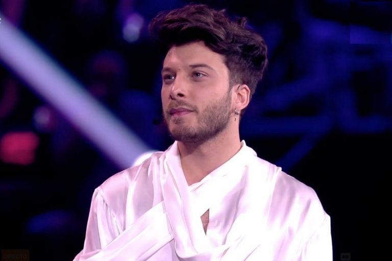 Blas Cantó se emociona al recordar a su abuela fallecida en la segunda semifinal de Eurovisión 2021