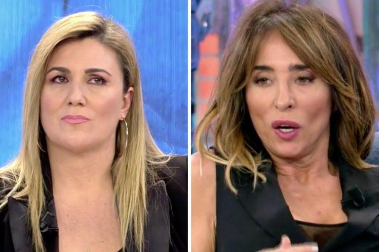 María Patiño entona el mea culpa y pide perdón a Carlota Corredera por el documental de Rocío Carrasco