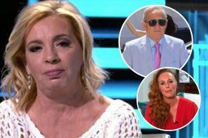 Carmen Borrego sale en defensa de Rocío Carrasco tras los duros ataques de José Antonio, marido de Gloria Mohedano