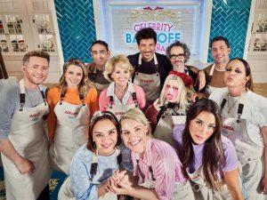 El dispar elenco de famosos de 'Celebrity Bake Off': de Esperanza Aguirre a Chenoa y 'La Pringada'