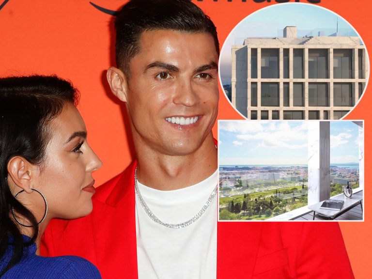 Cristiano Ronaldo se regala un ático de lujo en Lisboa por 7,2 millones de euros